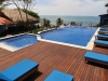 Hotel KAYU Batu deck