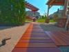 KAYU ® BATU Exotic Hardwood - walkway