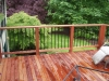 KAYU Dark Red Meranti Decking
