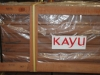 KAYU Batu packaging