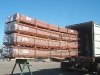 Loading KAYU Hardwood into a Container