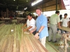 KAYU president visits overseas mills several times each year