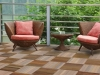 Deck Patio - KAYU ®  Tropical Hardwood Deck Tiles