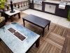 Outdoor patio -  KAYU ®  Tropical Hardwood Deck Tiles