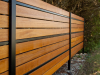 Boundary Fence - KAYU Hardwood Fences & Gates™