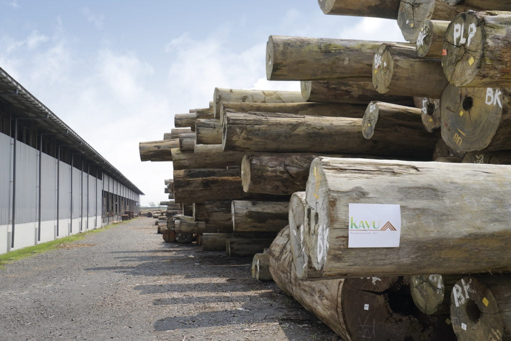 KAU®-100% kiln-Dried Hardwood