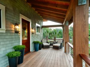 Kayu® Tongue and Groove Porch Flooring™