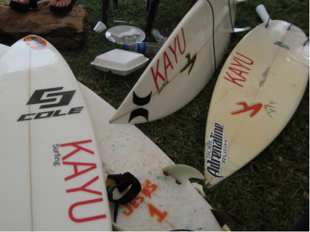 photo of Kayu Surf Team El Salvador - Surfboards