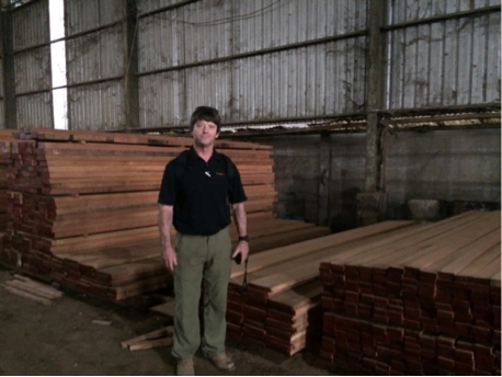 image of Steve Wilson, President and Owner of Kayu International, Inc.