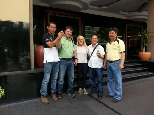 image of Kayu team at SE Asia Strategic Meeting