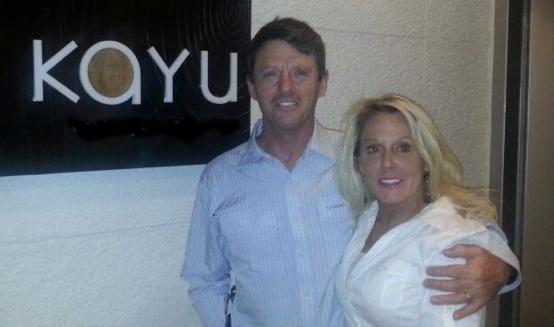 image of KAYU President & Owner Steve Wilson and Wife Robin Lynn Wilson, VP of Marketing