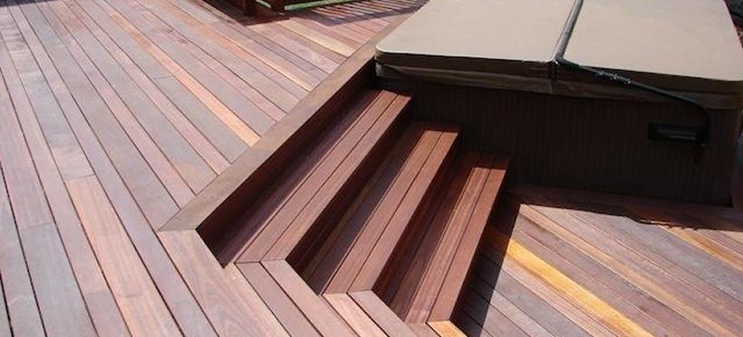 Premium Hardwood Decking Products Kayu 174 International Inc