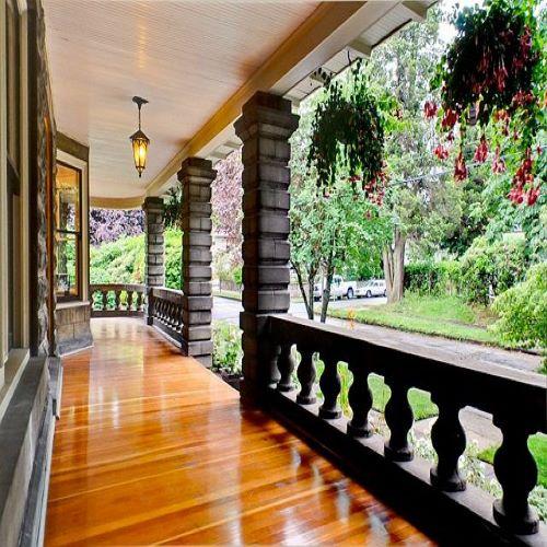 Kayu® Tropical Hardwood Porches Balau, Ipe, Merbau, Mahogany, Meranti