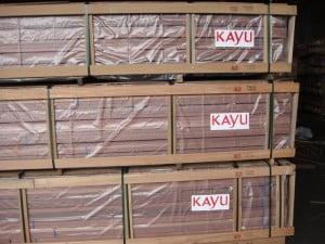 Batu Decking wood inspected March 2014  SE Asia