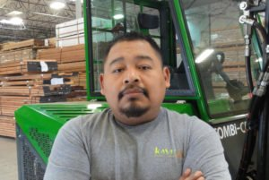 Alfredo 'Fred' Sanchez - Warehouse Manager