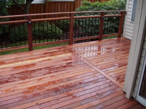 KAYU Siap Hardwood Decking