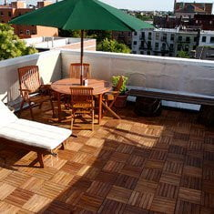 Deck Tiles - Outdoor Decks
