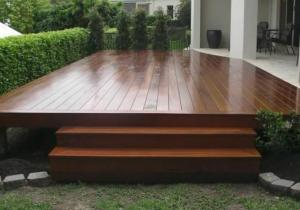 Mahogany – Dark Red Meranti