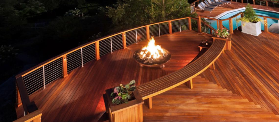 KAYU® Exotic Hardwood Decking
