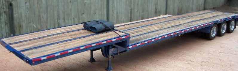 Truck and Trailer Replacement KAYU ® Keruing