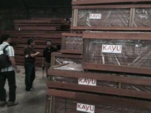 Red Balau, Dark Red Meranti, Pre-Finished, Bangkirai, Deck Tiles