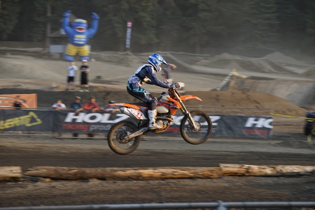 Justin Wallace - KAYU Enduro and Motocross Team U.S.A.