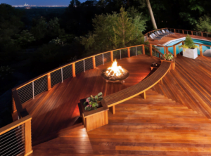 KAYU® Exotic Hardwood Decking Outdoor Decking