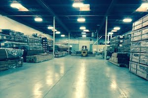 photo of new kayu warehouse in Tigard, Oregon