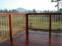 Build Beautiful Decks With Authentic South East Asian Wood!