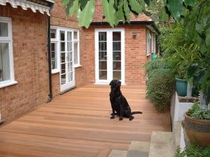 KAYU FSC 100% Golden Balau Hardwood Decking